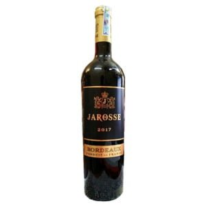 Rượu Vang Pháp Jarosse
