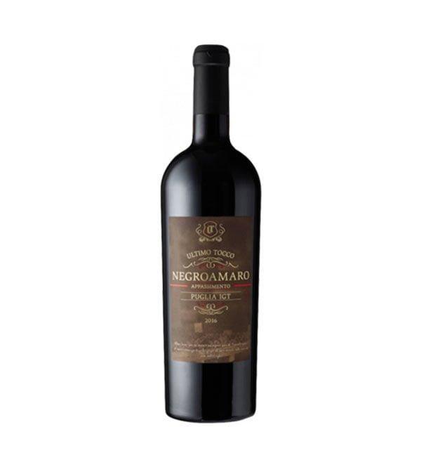 Rượu Vang Ultimo Tocco
