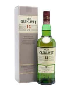 Glenlivet12yo