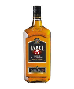 Rượu Label 5 Whisky 700ml