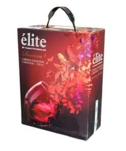 Rượu Vang bịch Elite 3l