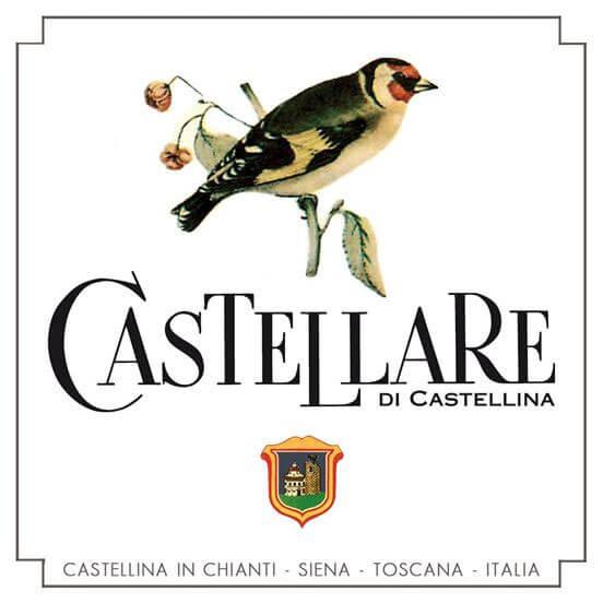 Logo Rượu Vang Castellare Di Castellina