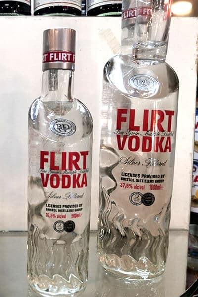 Rượu Vodka Flirt