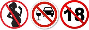 Cảnh báo độ tuổi vào website Rượu Ngoại 68