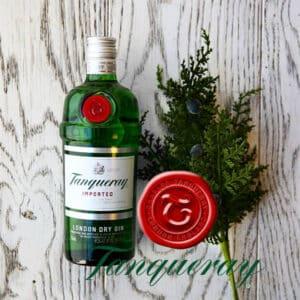 Rượu Gin Tanqueray 03