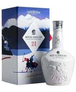 Rượu Chivas 21 Snow Polo Limited