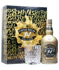 Rượu Chivas XV Hộp Quà 2021